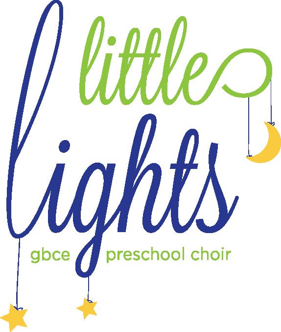Preschool Choir. Littlelightsfinal. The Little Lights Preschool ...